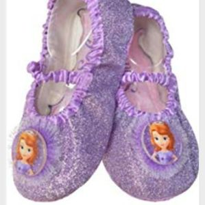 Sofia The First Sparkle Slippers